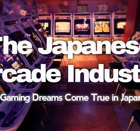 Arcade Industry Japan