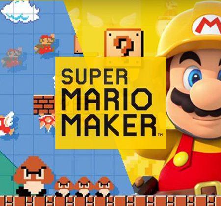 スーパーマリオメーカー Super Mario Maker