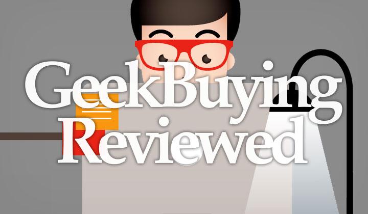 GeekBuying Reviewed