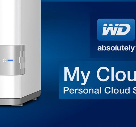 WD My Cloud