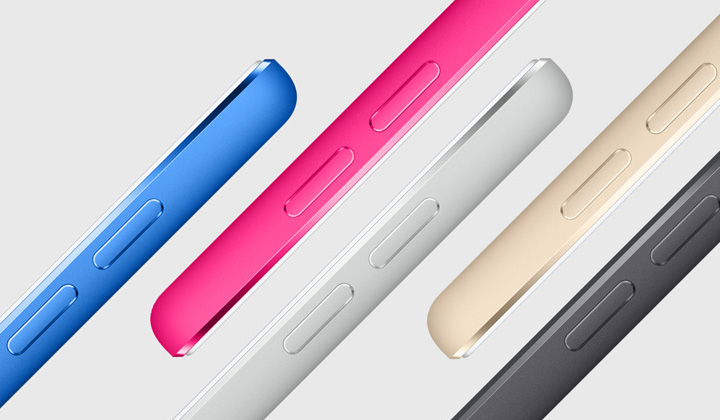 Apple iPod Touch 第6世代 2015年モデル